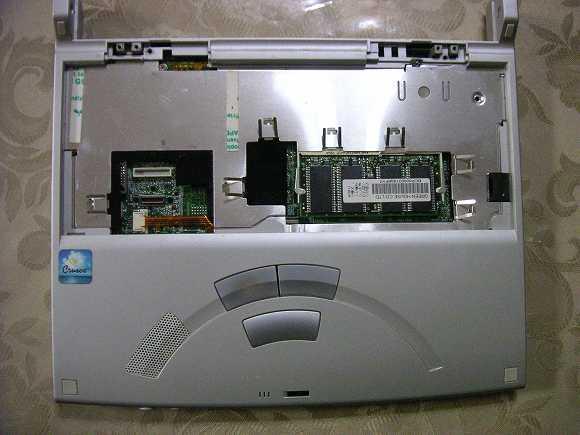 MPC-206VL-01液晶はずし後