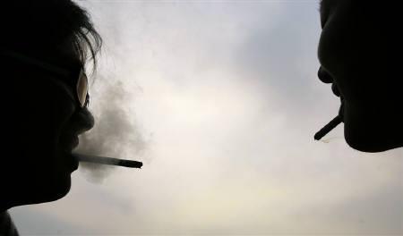 イスラエル喫煙者はIQ.jpg